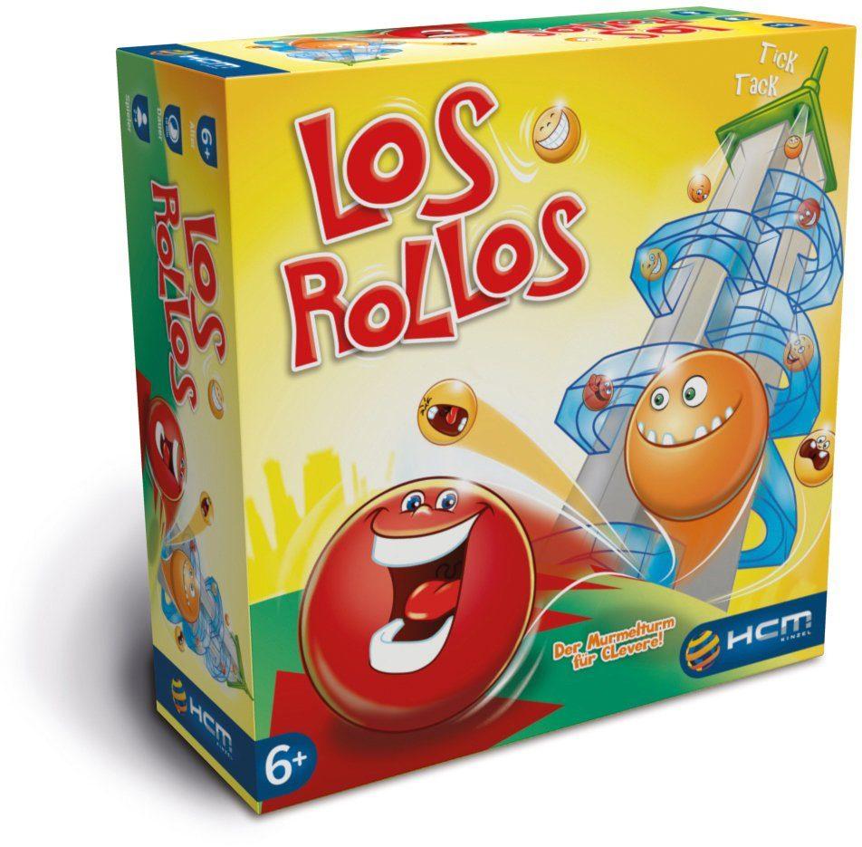 HCM Kinzel Gesellschaftsspiel, »Los Rollos«