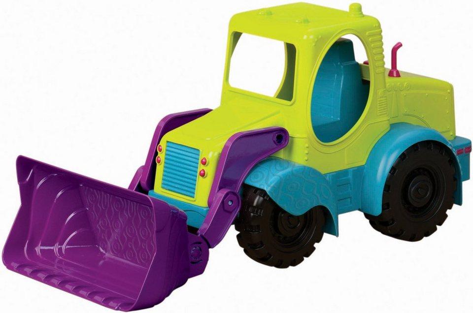 B.toys Spielzeugtraktor, »Excavator Truck« in grün