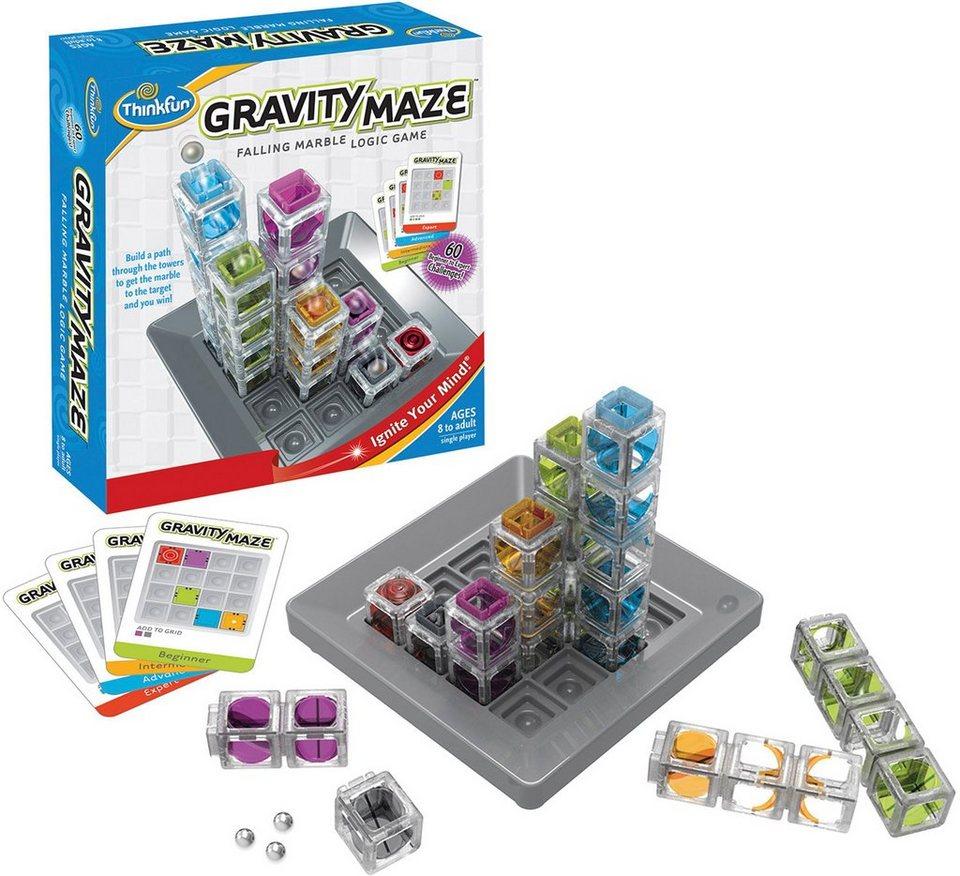 Thinkfun Logikspiel, »Spiel Gravity Maze«