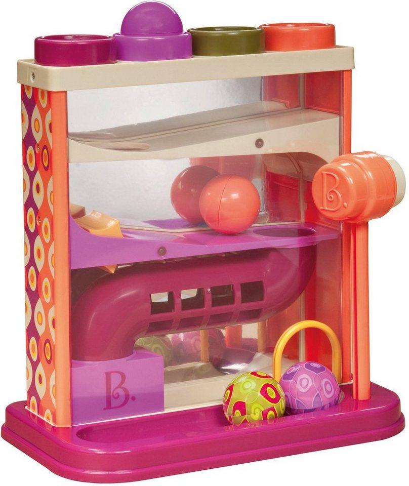 B.toys Kugelbahn, »Whacky Ball Fuchsia« in pink