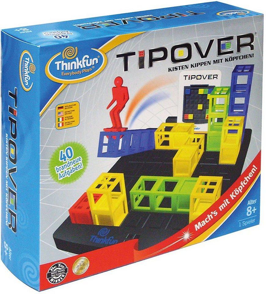 Thinkfun Logikspiel, »Spiel Tip Over«