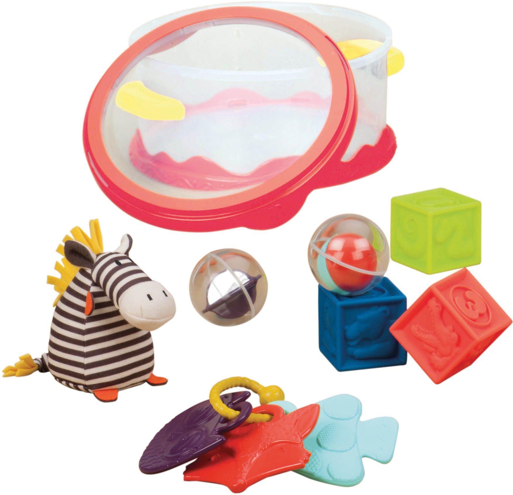 B.toy Babyspielzeugset Greiflinge, »Playtime Set«