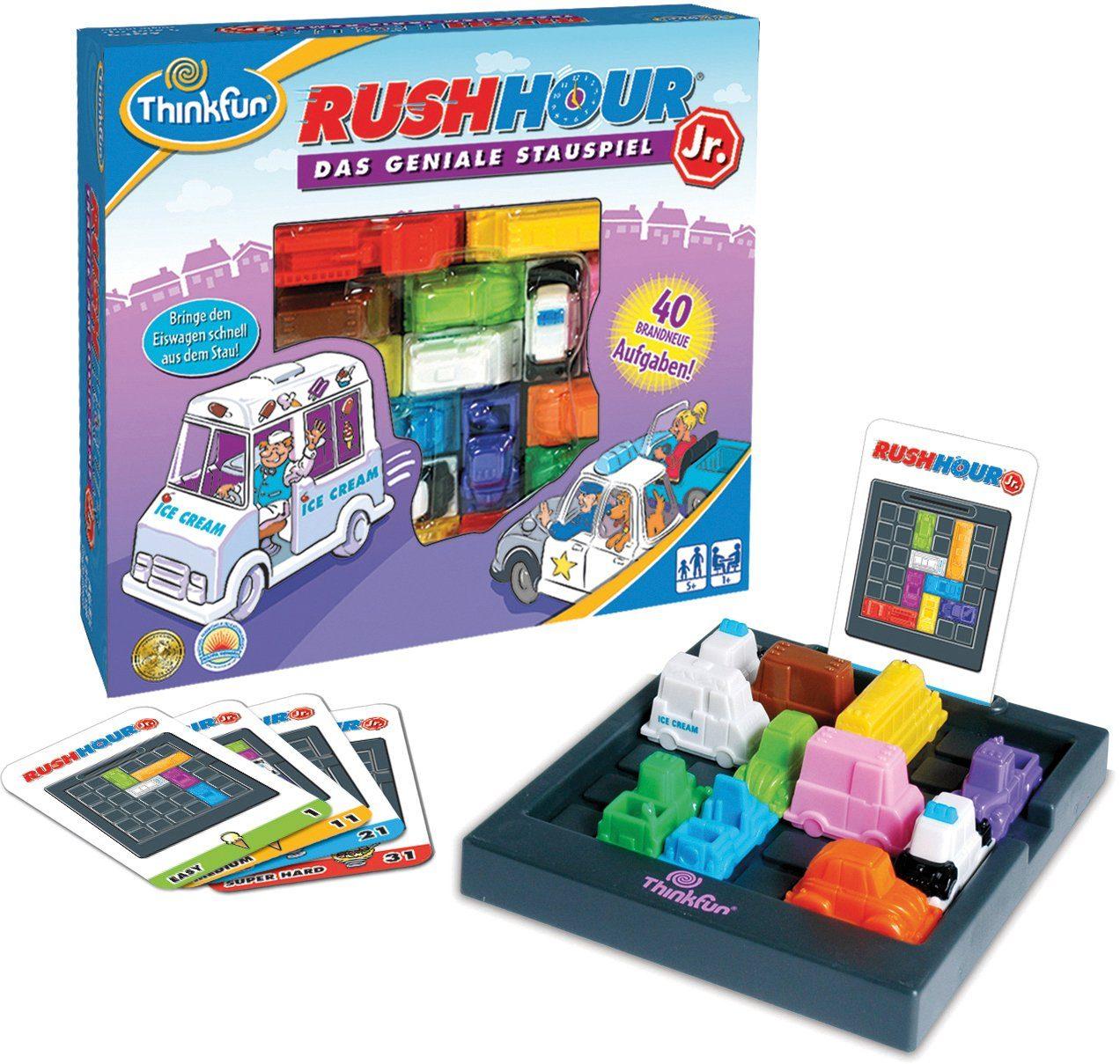 Thinkfun Logikspiel, »Rush Hour Junior«