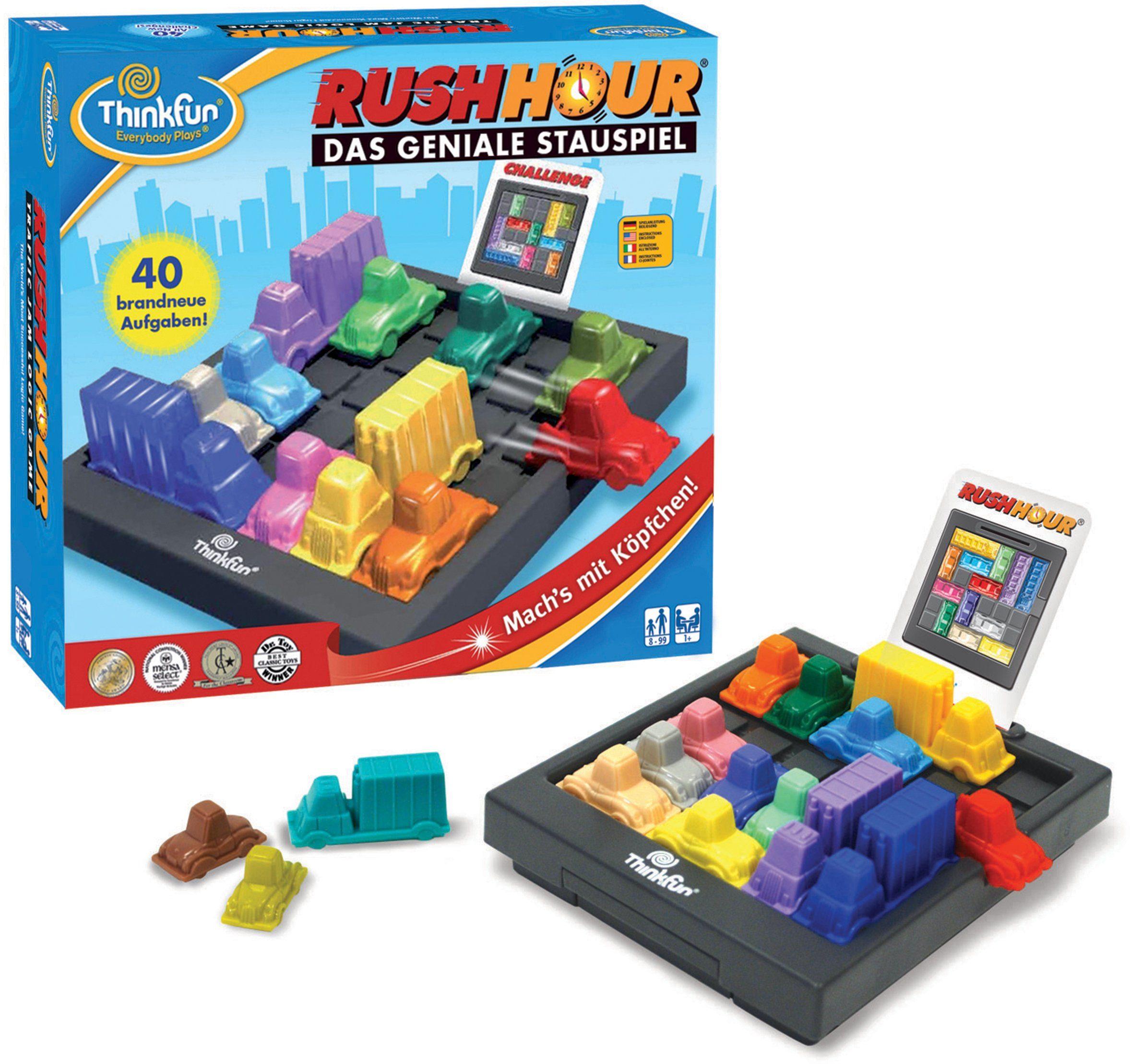 Thinkfun Logikspiel, »Spiel Rush Hour«