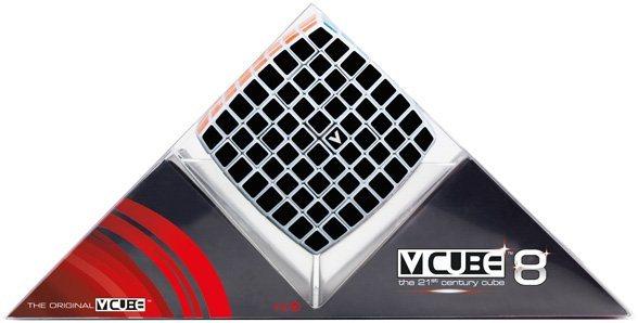 Verdes Zauberwürfel, »V Cube 8«