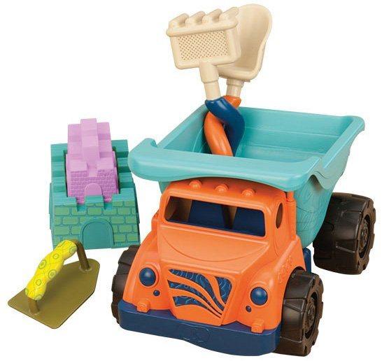 B.toys Sandspielzeug mit Fahrzeug, »Sand Truck«