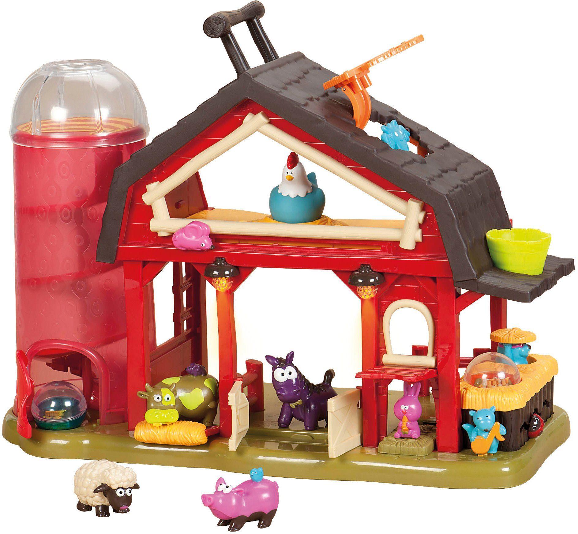 B.toys Bauernhof, »Baa-Baa-Barn«