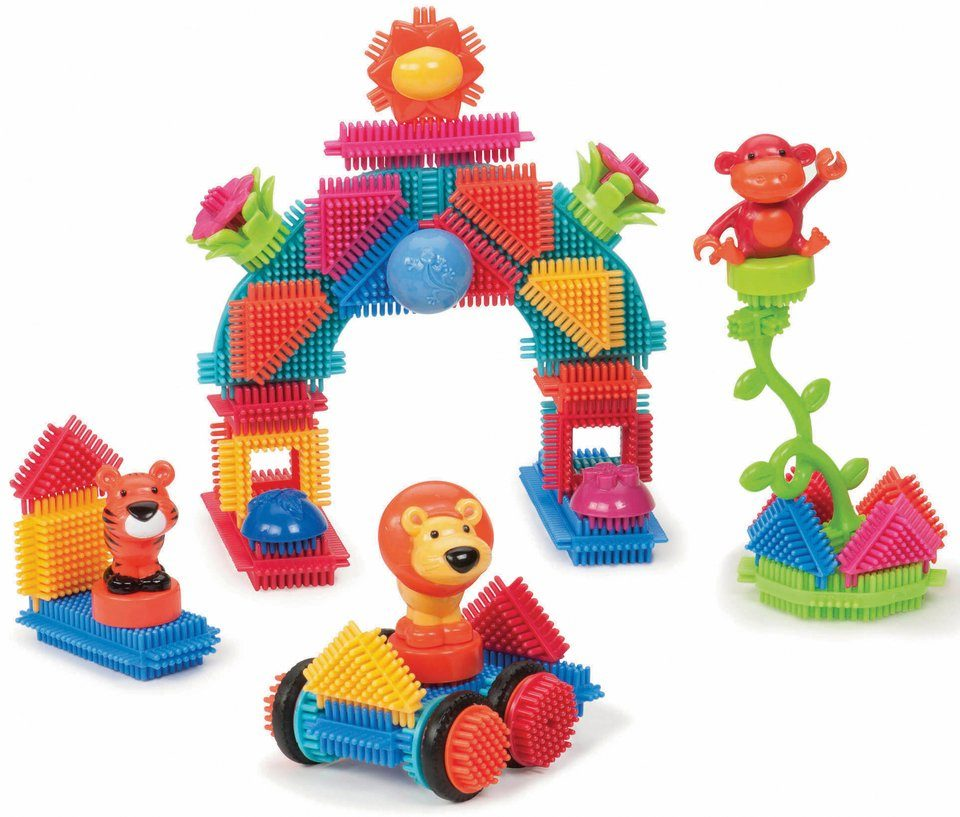 Bristle Blocks Bausteineset, »54 Teile Jungle Set«