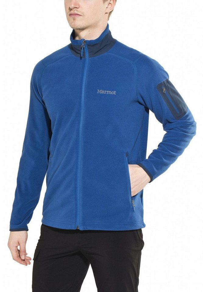 Marmot Outdoorjacke »Reactor Jacket Men« in blau