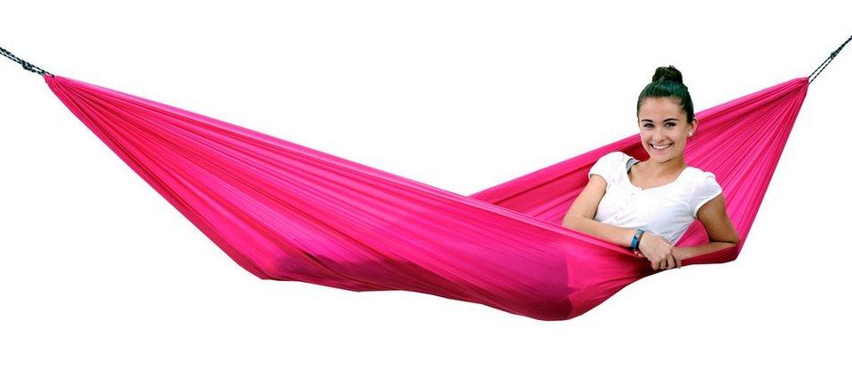 Amazonas Hängematte »Travel Set Hängematte« in pink