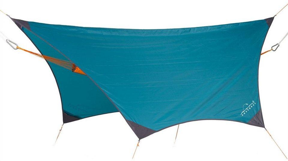 Amazonas Zelt »Jungle Tent Pro Tarp« in türkis