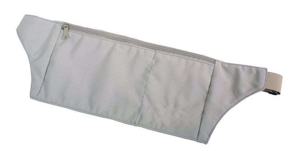 Basic Nature Wertsachenaufbewahrung »Undercover Classic Hüfttasche« in beige