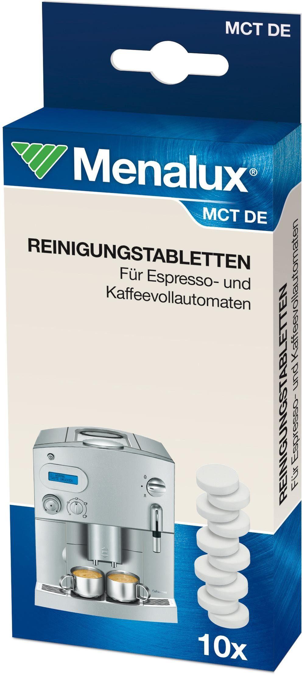 Menalux »MCT DE« Reinigungstabletten (für Vollautomaten)