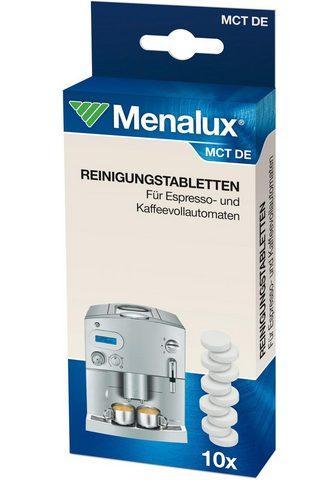 MENALUX »MCT DE« Nukalkinimo tabletės