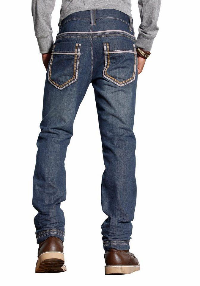 Arizona RegularfitJeans, mit geradem Bein kaufen  OTTO # Waschmaschine Jeans