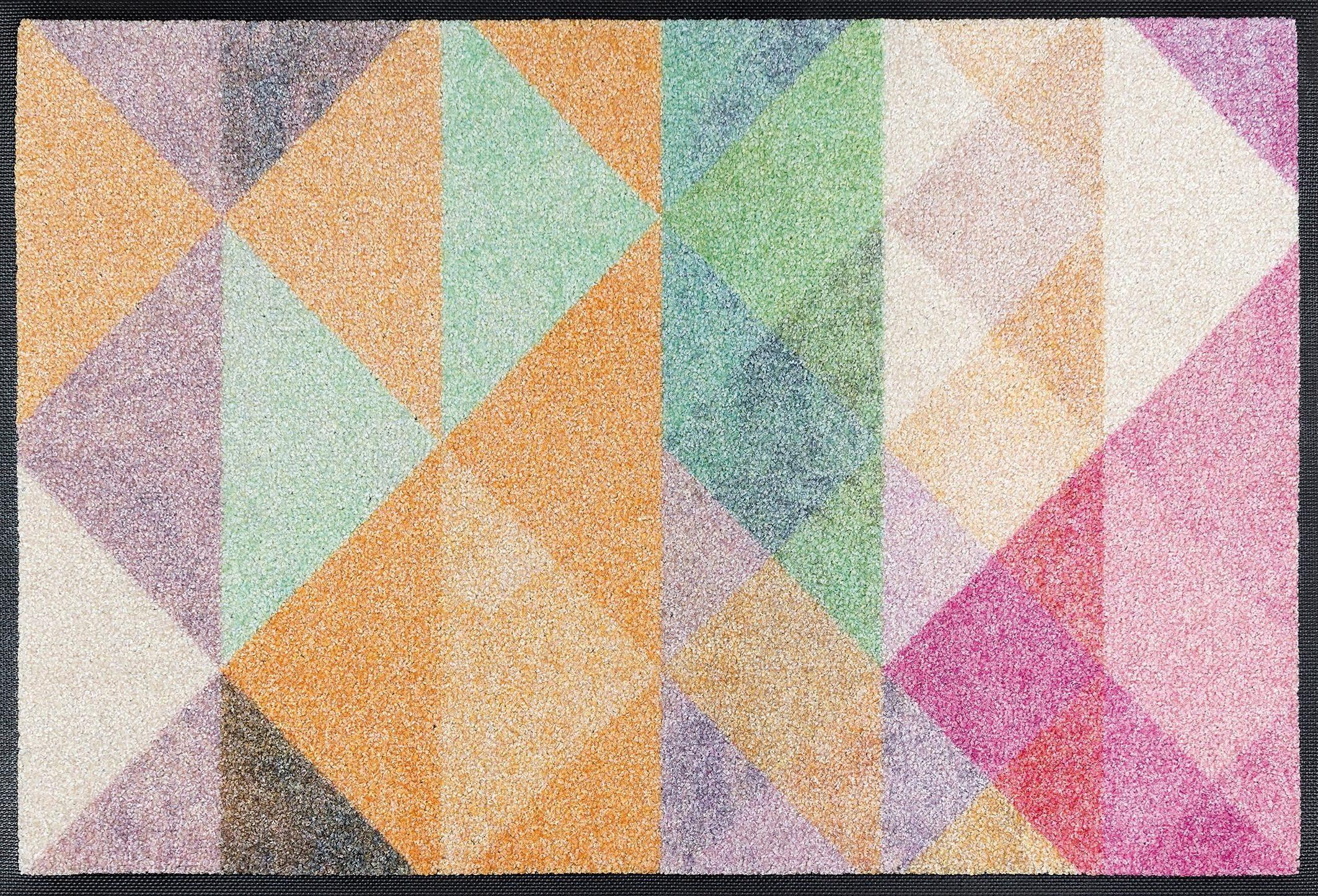 Fußmatte »Snorre«, wash+dry by Kleen-Tex, rechteckig, Höhe 9 mm
