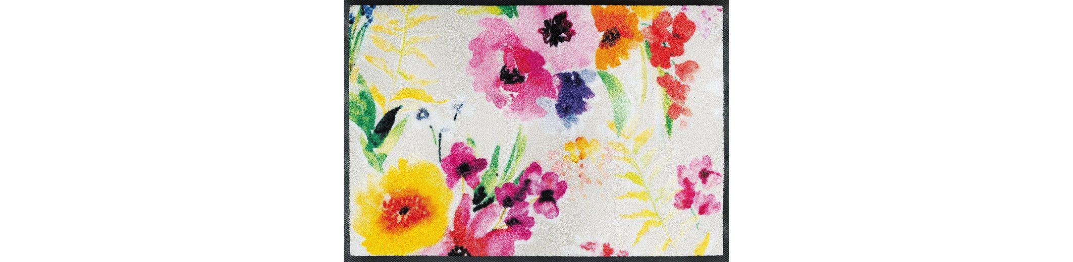 Fußmatte, wash+dry by Kleen-Tex, »Epic Garden«, rutschhemmend beschichtet