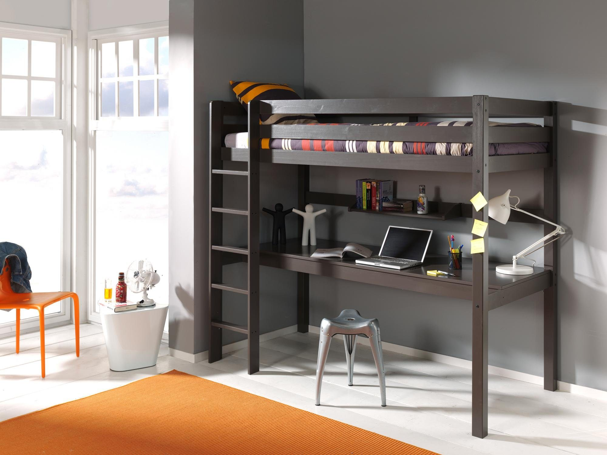 Vipack Etagenbett Pino : Vipack furniture hochbett pino« online kaufen otto