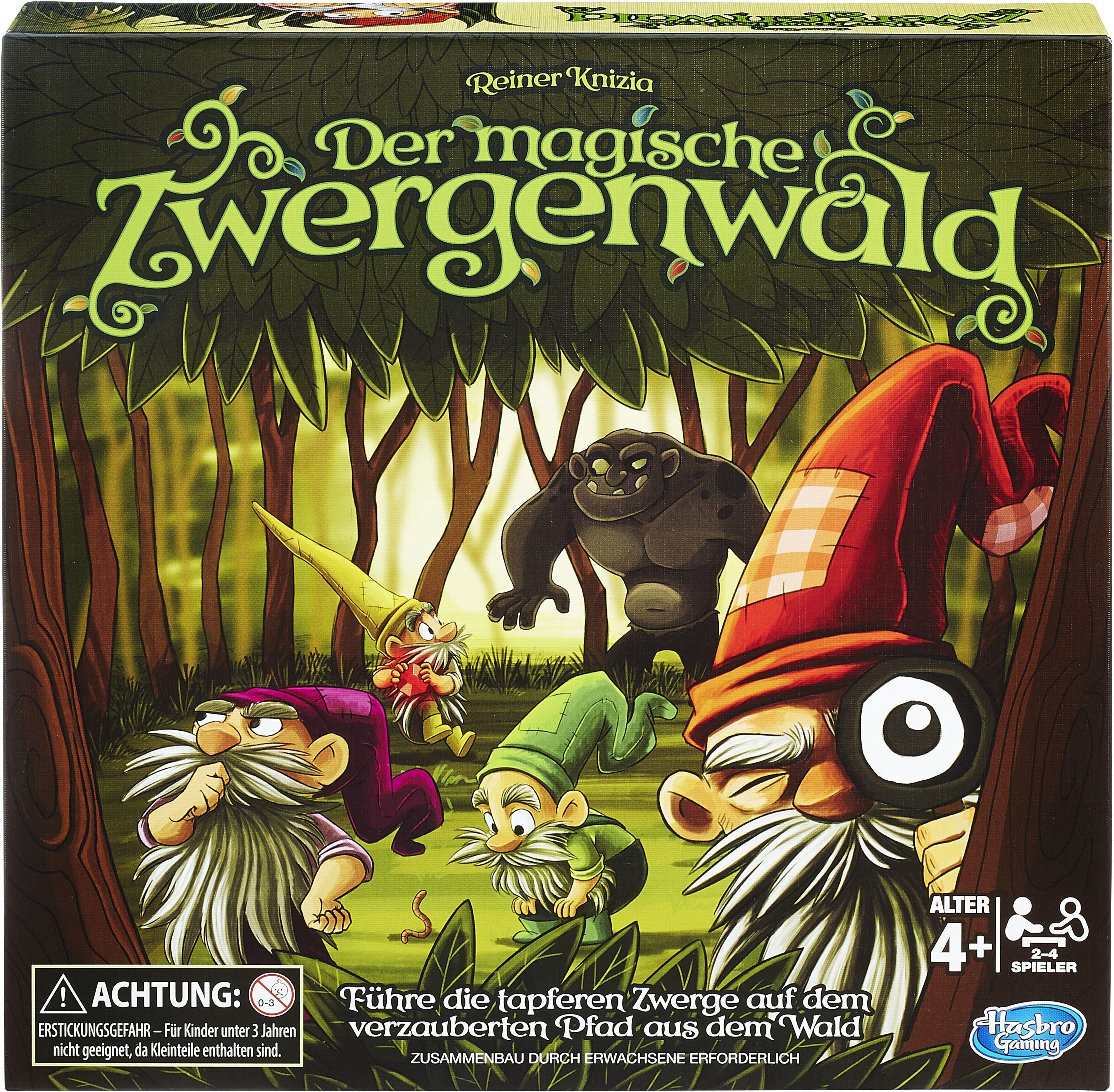 Hasbro Kinderspiel, »Der magische Zwergenwald«