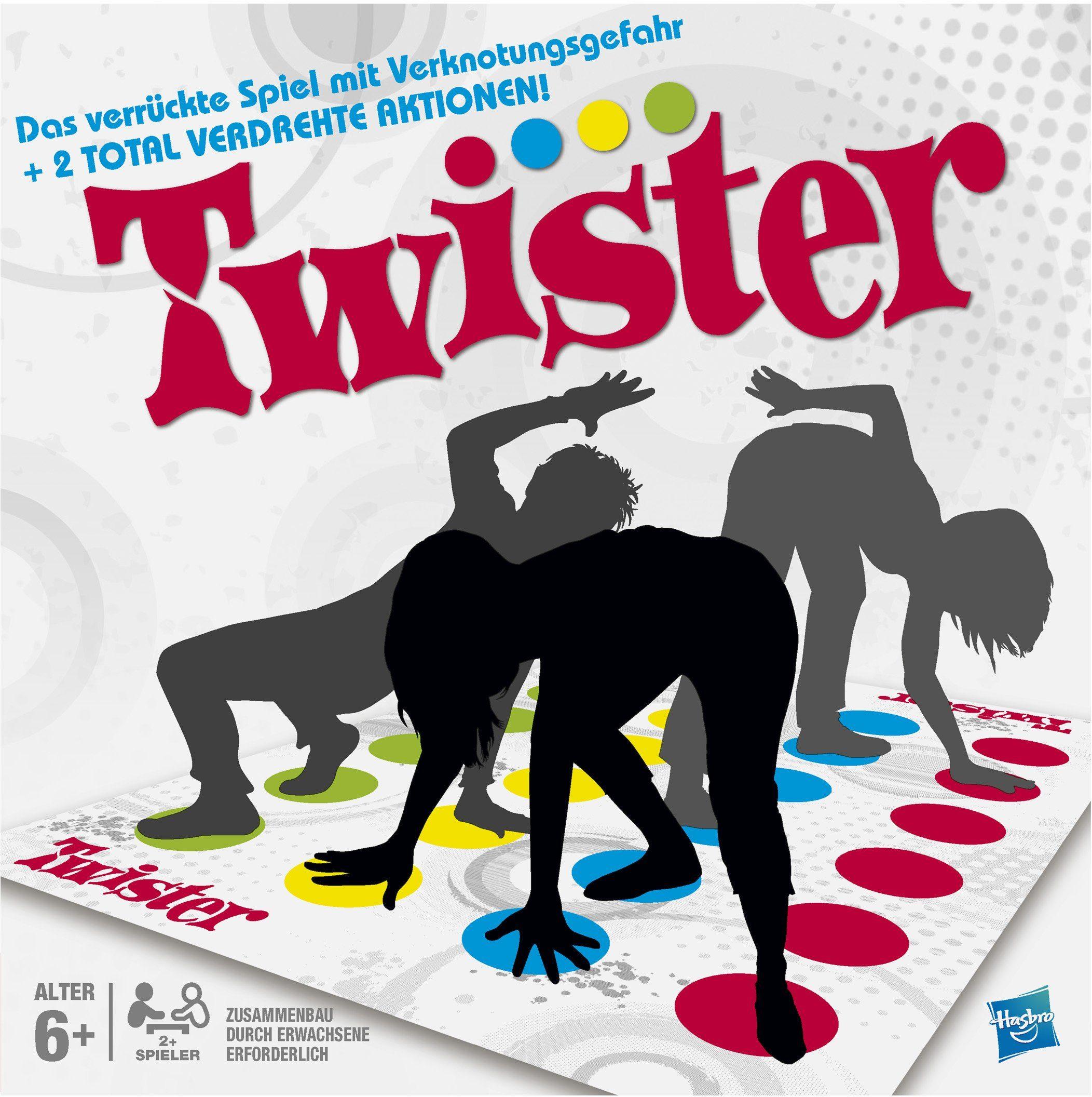 Hasbro, Spiel »Twister«