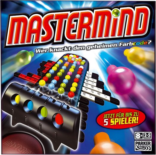 Hasbro Spiel, »Mastermind«