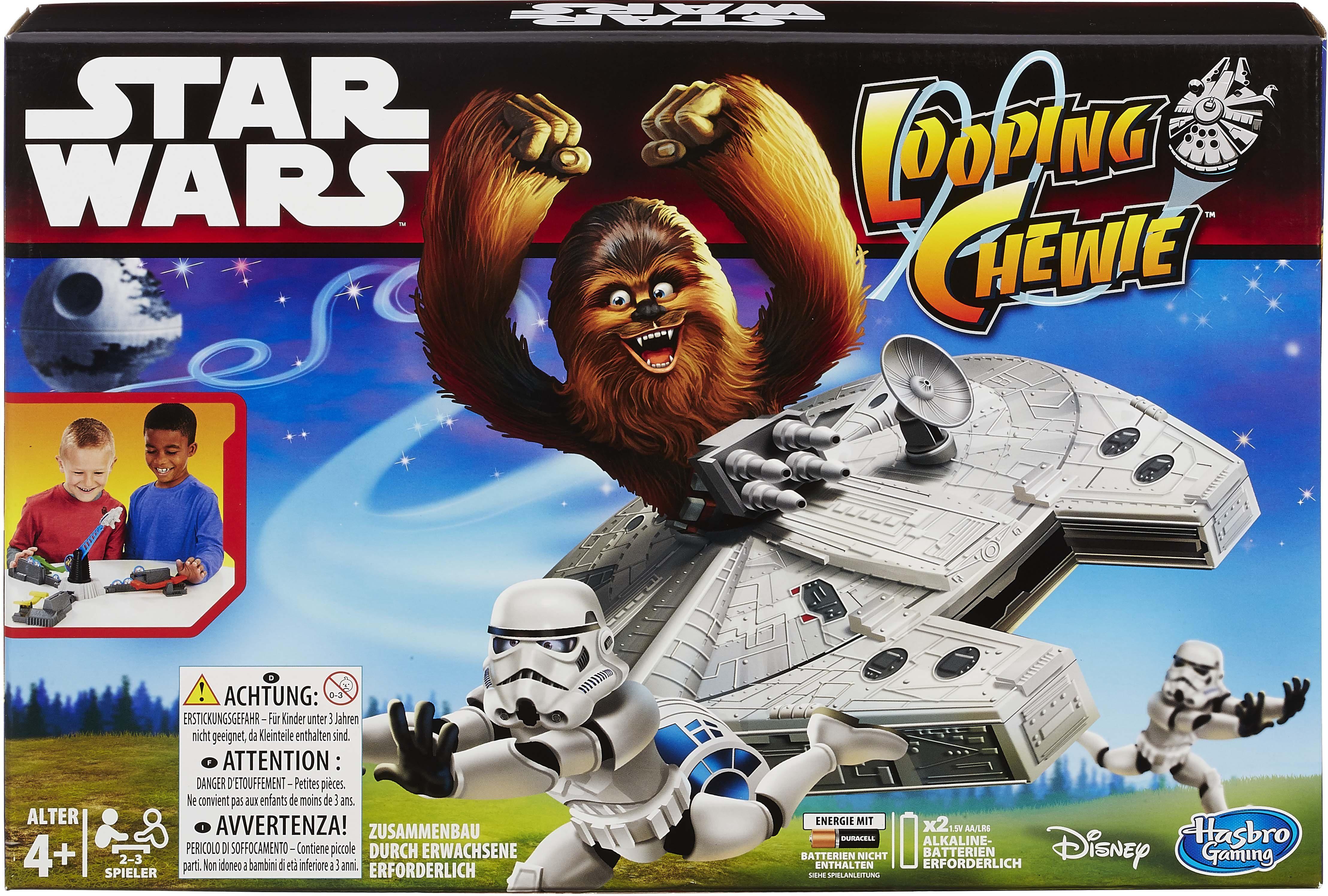 Hasbro Kinderspiel, »Star Wars™ - Looping Chewie«