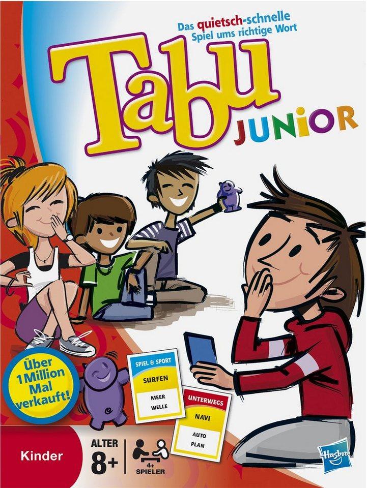 Tabu Junior, Hasbro