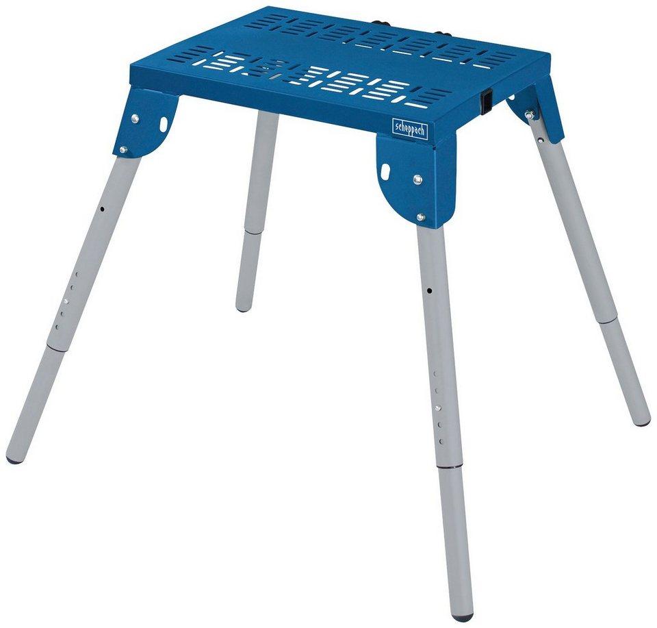 Arbeitstisch »MT60« in blau