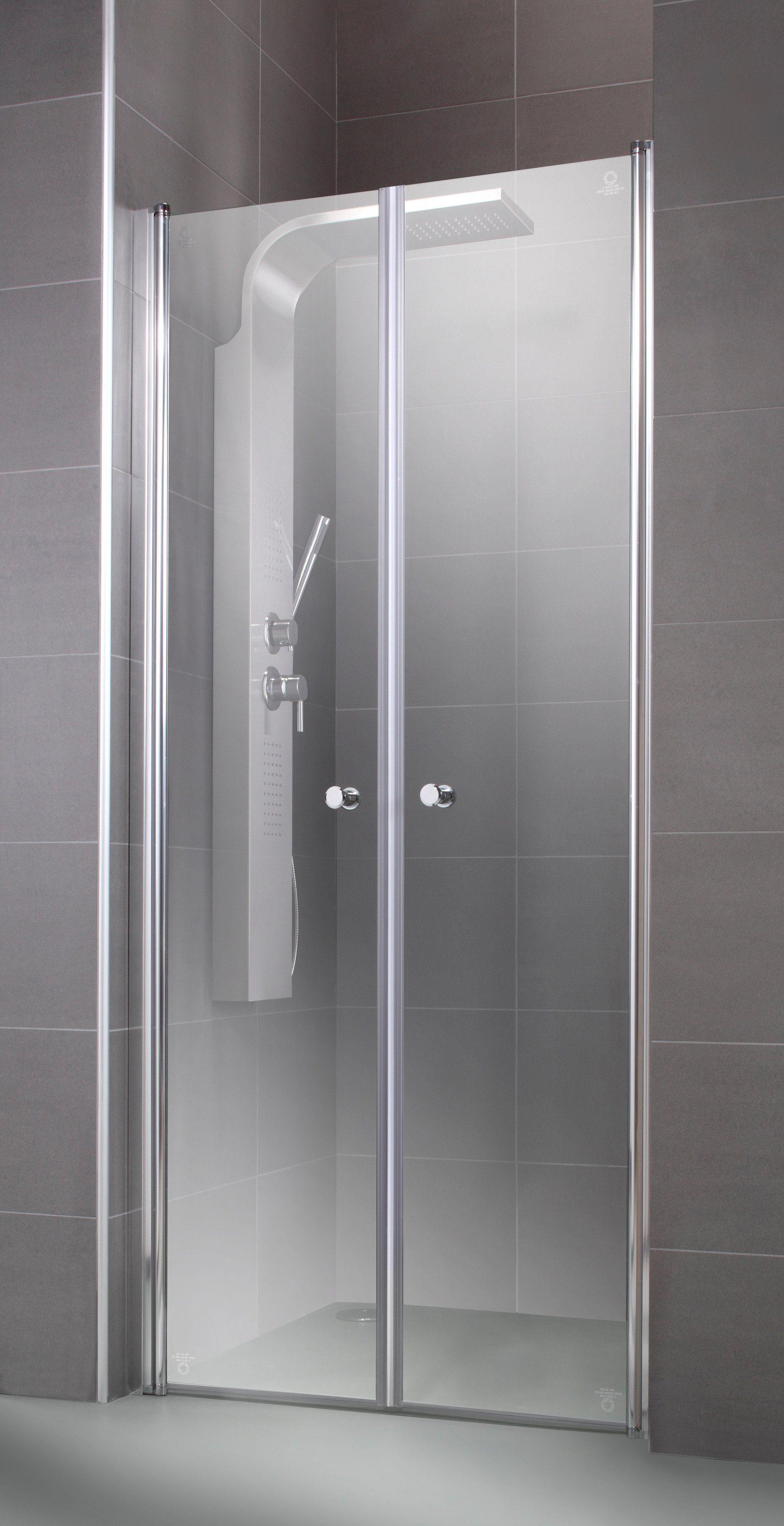 Pendeltür »Aruba«, Duschtür mit Verstellbereich von 88-92 cm