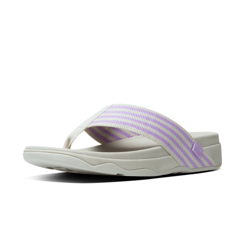 FitFlop Zehentrenner in lilablau