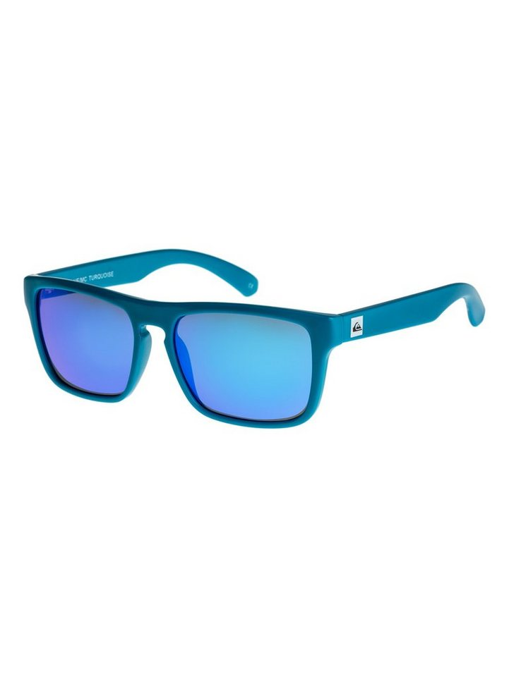Quiksilver Sonnenbrille »Small Fry« in Blu/mc turq