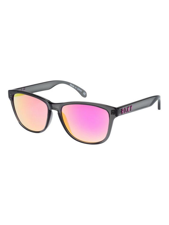 Roxy Sonnenbrille »Uma« in Black/pink