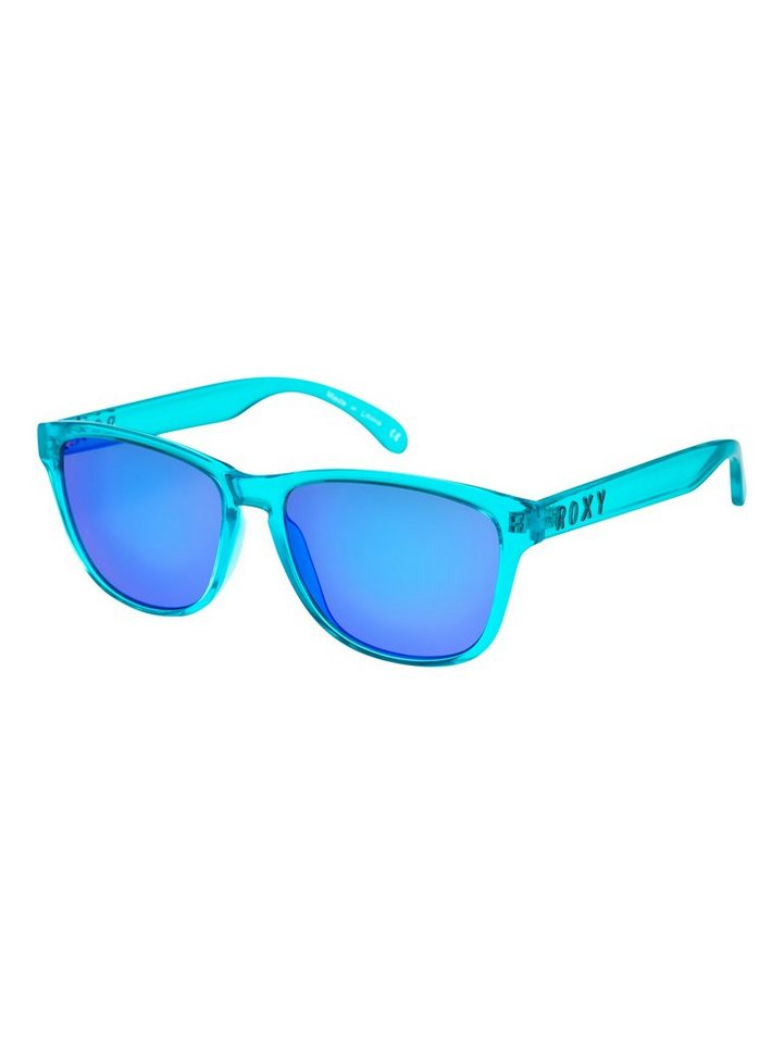 Roxy Sonnenbrille »Uma« in Shiny crystal blue