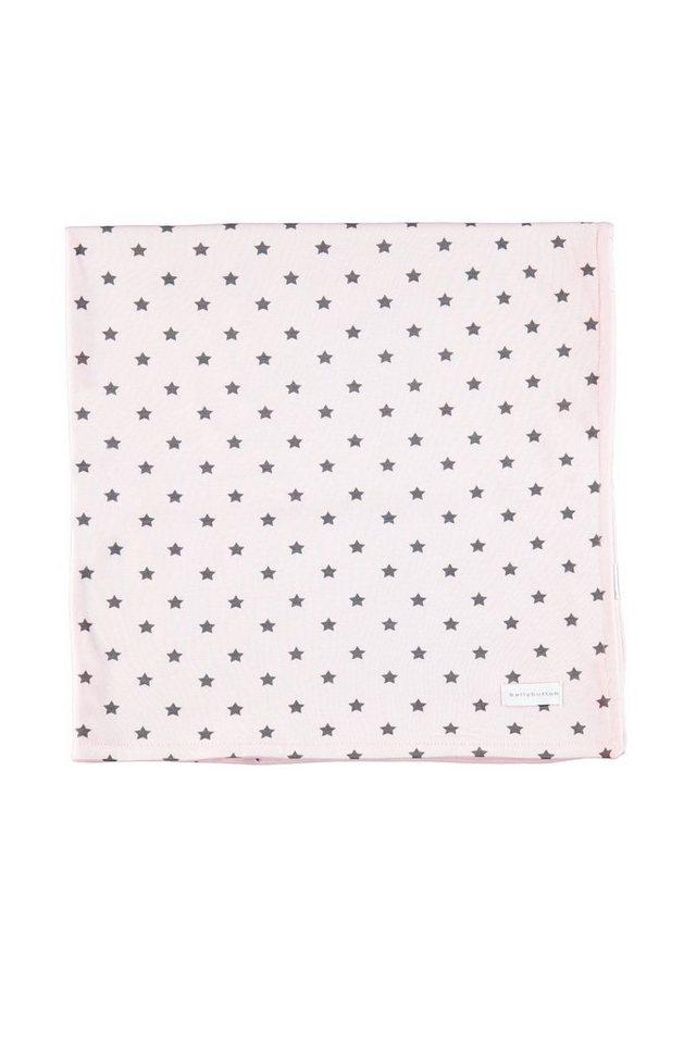 BELLYBUTTON Set: Babydecke und Tasche »Set« 2 in cradle pink