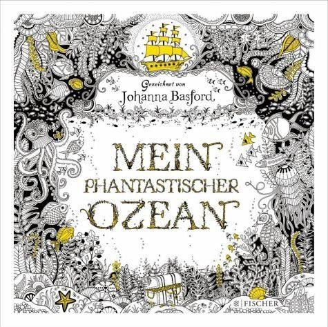 Broschiertes Buch »Mein phantastischer Ozean«