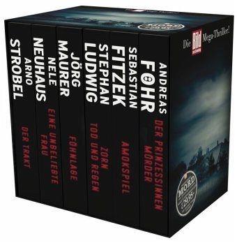 Broschiertes Buch »BILD am Sonntag Megathriller«