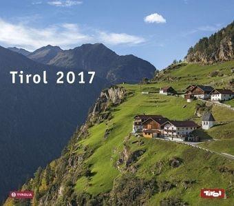 Kalender »Tirol 2017«