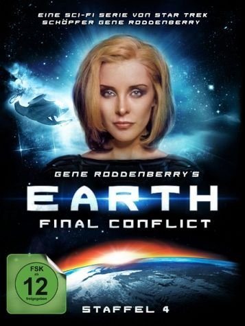 DVD »Gene Roddenberry's Earth: Final Conflict -...«