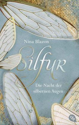 Gebundenes Buch »Silfur - Die Nacht der silbernen Augen«