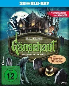 Blu-ray »Gänsehaut - Die komplette Serie (2 Discs, SD...«