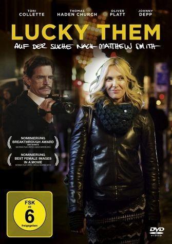 DVD »Lucky Them - Auf der Suche nach Matthew Smith«