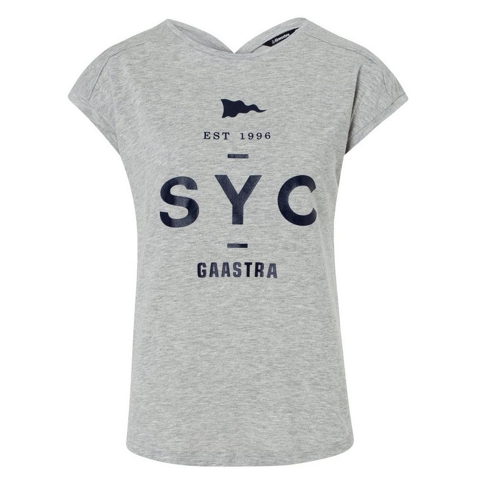 Gaastra T-Shirt in grau