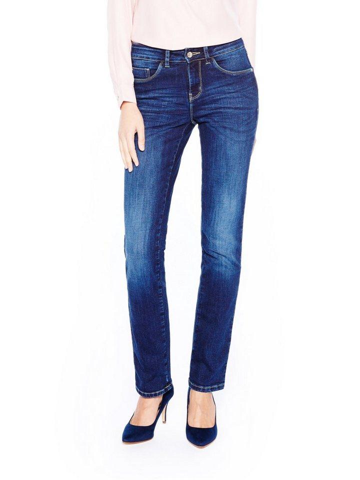 COLORADO DENIM Jeans »C959 LAYLA Damen Jeans« in mid blue used