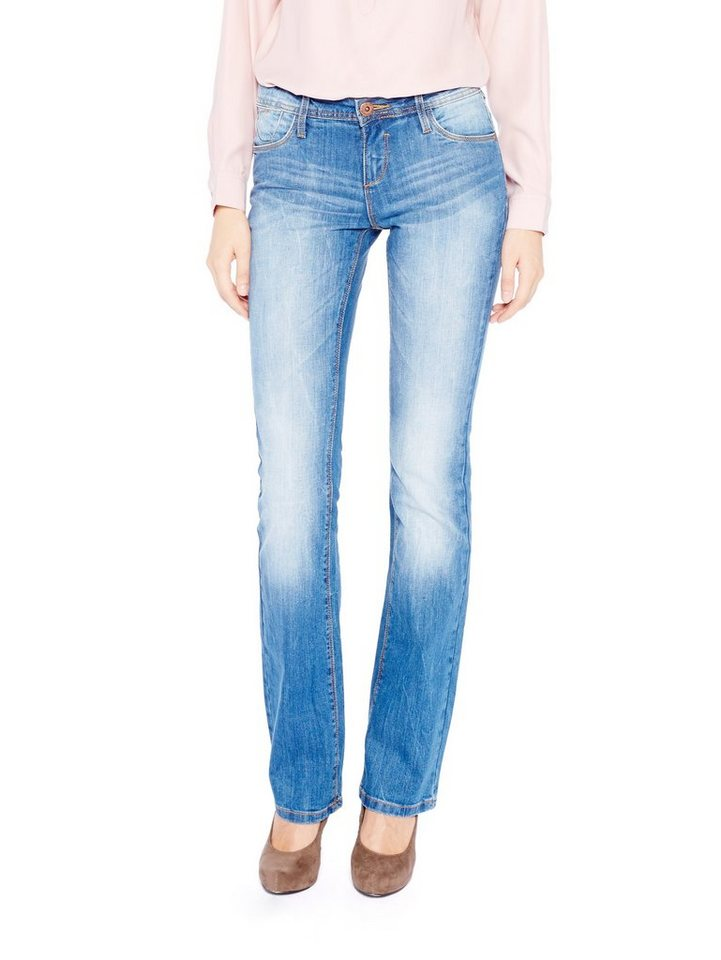 COLORADO DENIM Jeans »C957 LYNN« in light blue used