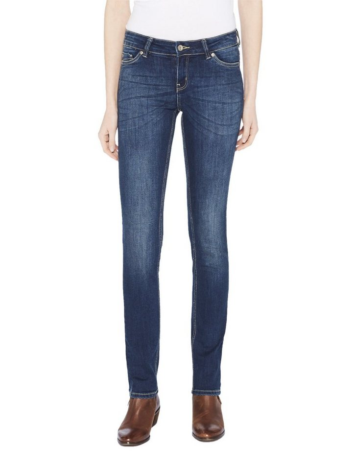 COLORADO DENIM Jeans »C956 SKINNY Damen Jeans« in dark blue used