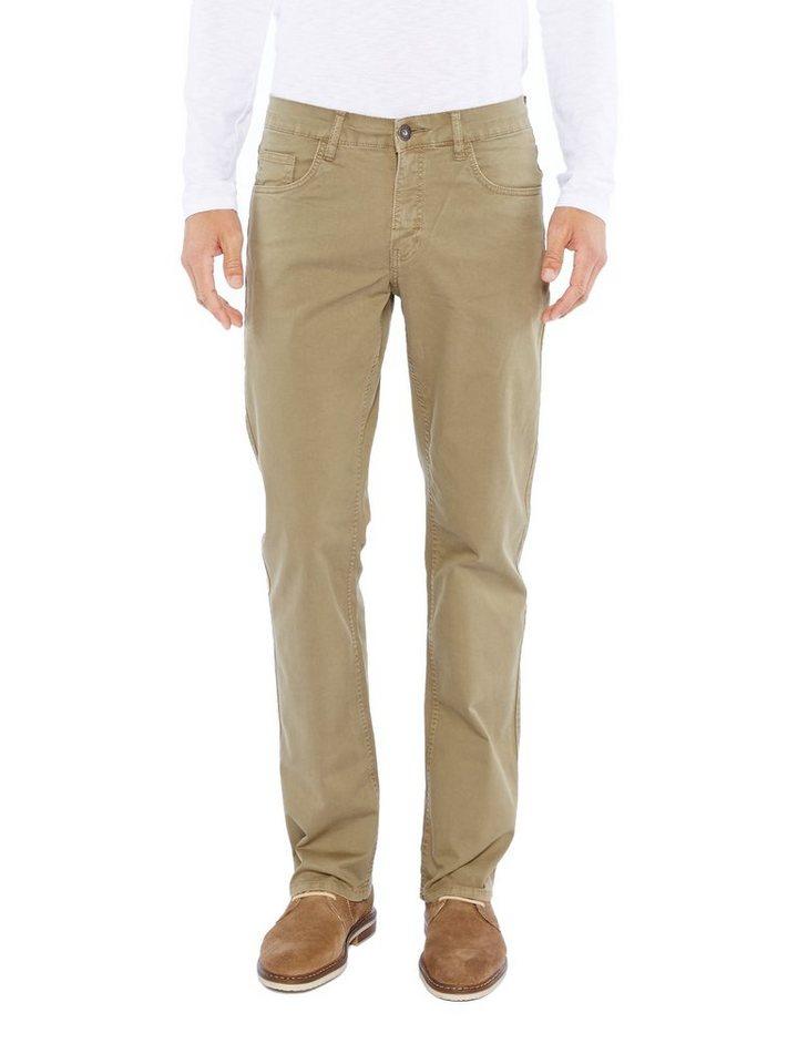 COLORADO DENIM Jeans »C930 STAN Herren Jeans« in khaki