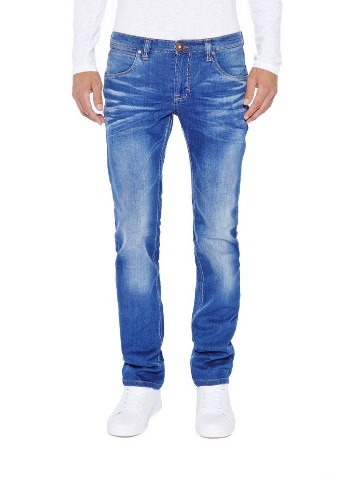 COLORADO DENIM Jeans »C942 LUKE Herren Jeans« in indigo used