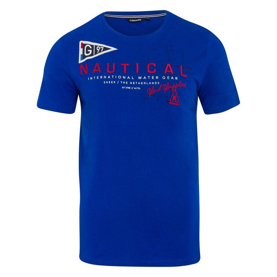 Gaastra T-Shirt in blau