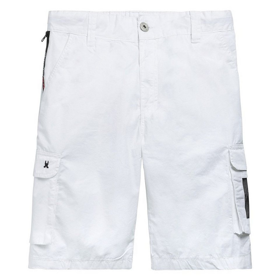 Gaastra Shorts in weiß
