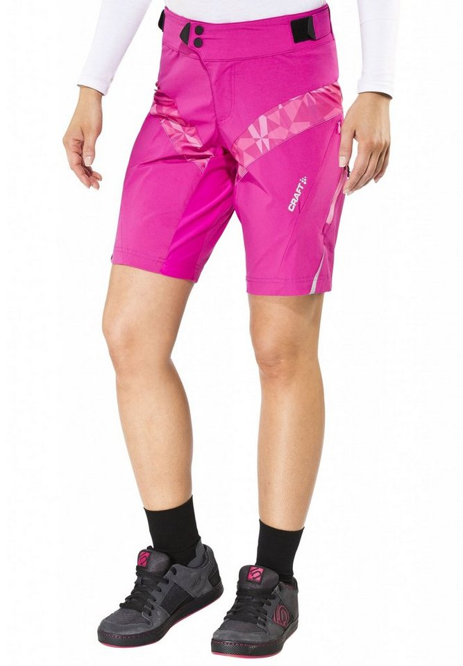 Craft Radhose »X-Over Shorts Women« in pink